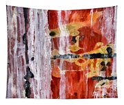 Abstract Painting Untitled #45 Tapestry