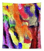 Abstract Poster Tapestry
