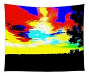 Abstract Sky Tapestry