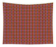 Abstract Square 16 Tapestry