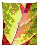 Abstract Summer's End Tapestry