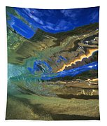 Abstract Underwater View Tapestry