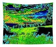 Abstract Vista Tapestry
