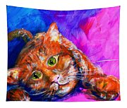 Abstrcat Tapestry