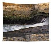 Acadia National Park - Maine Usa Thunder Hole Tapestry