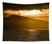 Acadia National Park Sunset Tapestry