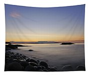 Acadia Sunrise Tapestry