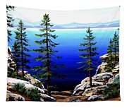 Across Lake Tahoe Tapestry