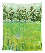 Across The Meadow Tapestry by Jennifer Lommers