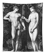 Adam & Eve Tapestry