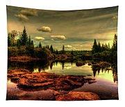 Adirondack Inlet Tapestry