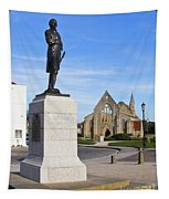 Admiral Lord Nelson And Royal Garrison Church Tapestry