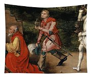 Adoration Of The Magi By Durer Tapestry