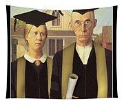 Adult Graduates Tapestry