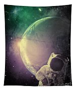 Adventure In Space Tapestry