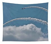 Aeroshell Aerobatics Tapestry