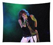 Aerosmith - Steven Tyler -dsc00138 Tapestry