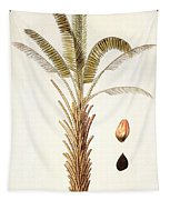 African Oil Palm Tapestry