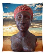 African Woman Tapestry