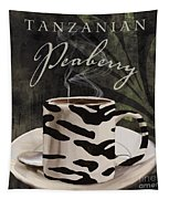 Afrikan Coffees Tapestry