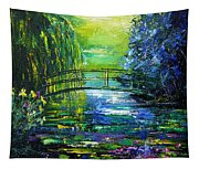 After Monet Tapestry