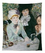 After The Luncheon Tapestry