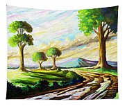 After The Rains Tapestry