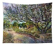 Afternoon Stroll Tapestry