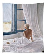 Afternoon View Tapestry