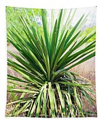 Afternoon Yucca Tapestry