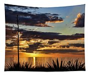 Agave Sunset Tapestry