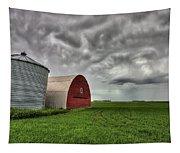 Agriculture Storage Bins Granaries Tapestry