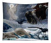 Ahasuerus At The End Of The World Tapestry