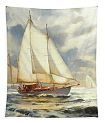 Ahead Of The Storm Tapestry