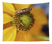 Ailanthus Webworm Moth #5 Tapestry