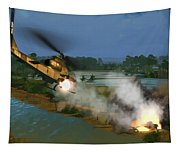 Air Conflicts Vietnam Front Tapestry