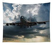 Air Force One Tapestry