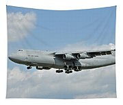 Air Force Plane Tapestry