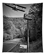 Air Mail Delivery Maine Style Tapestry