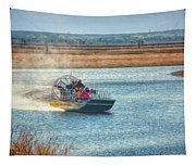 Airboat Rides Tapestry
