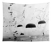 Airborne Mission During Ww2  Tapestry