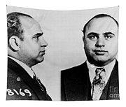 Al Capone Tapestry