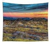 Alamo Creek Sunset Tapestry