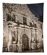 Alamo Door Tapestry