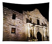 Alamo Remembrance Tapestry