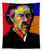Alan Watts Portrait Tapestry