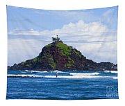 Alau Islet, Fisherman Tapestry