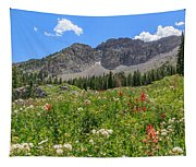 Albion Summer Flowers Tapestry