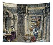 Alexandria: Library Tapestry