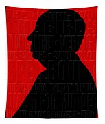 Alfred Hitchcock Tapestry